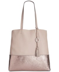 Sanctuary Drifter Tote Pewter Dark Taupe