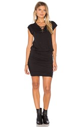Velvet By Graham And Spencer Karmen Dress Black