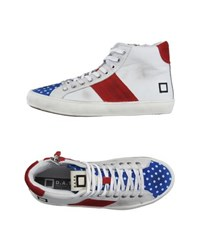 D.A.T.E. Footwear High Tops And Trainers Men