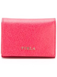 Furla 'Continental' Wallet Pink Purple