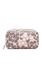 Le Sport Sac Essential Cosmetic Pouch Animal Dots Pastel