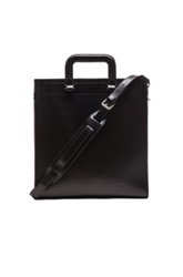 3.1 Phillip Lim Commuter Carryall Tote In Black