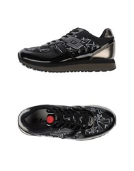 Lotto Leggenda Footwear Low Tops And Trainers Women Black