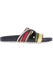 Band Of Outsiders Slide On Sandals