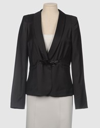 Hotel Particulier Suits And Jackets Blazers Women Black
