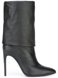 Pollini Ankle Boots Black
