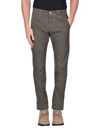 9.2 By Carlo Chionna Trousers Casual Trousers Men Khaki