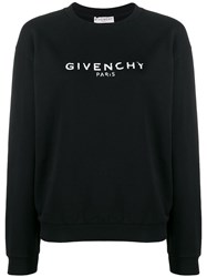 Givenchy Logo Print Cotton Sweater 60