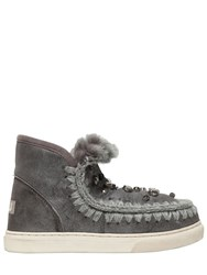 Mou 40Mm Mini Eskimo Embellished Boots
