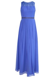 Laona Maxi Dress Electric Blue