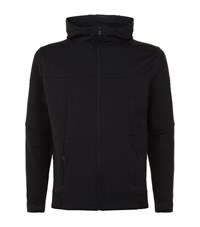 Under Armour Slim Zipped Hoodie Black