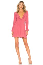 Clayton Blaise Dress Fuchsia