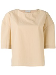 Christophe Lemaire Classic Top Nude Neutrals