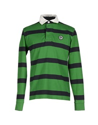 Timberland Polo Shirts Green