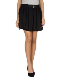 Eleven Paris Mini Skirts Black