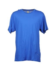 Jeordie's Short Sleeve T Shirts Blue