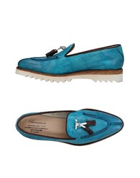 Barracuda Loafers Turquoise