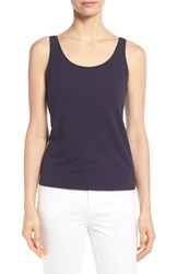 Women's Eileen Fisher Organic Cotton Scoop Neck Tank