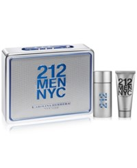 Carolina Herrera 2 Pc. 212 Men Nyc Holiday Set No Color
