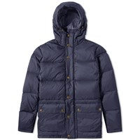 Barbour Whithorn Quilt Jacket Blue