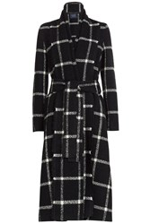Lanvin Wool Coat With Alpaca And Mohair