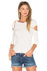 Bailey 44 Saoco Sweater Ivory