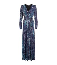 Hale Bob Snake Maxi Dress Female