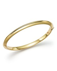 Roberto Coin 18K Yellow Gold Bangle Bracelet