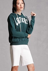 Forever 21 Private Academy Laters Hoodie