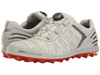 Ecco Cage Pro Boa Shadow White Men's Golf Shoes