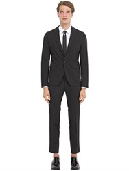 Dsquared Tokyo Stretch Wool Gabardine Suit
