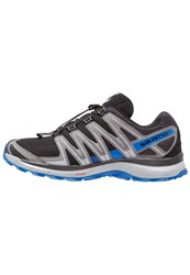 Salomon Xa Lite Trail Running Shoes Black Quiet Shade Imperial Blue