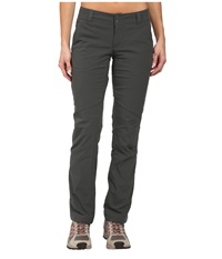 Columbia Saturday Trail Stretch Lined Pant 2 Grill Women's Casual Pants Gray