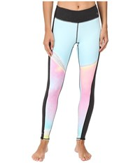 Burton Active Leggings Unicorn Tears Women's Casual Pants Multi