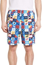 Columbia Men's Pfg Backcast Ii Print Swim Trunks