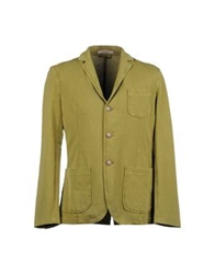 Capobianco Blazers Military Green