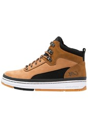 K1x Gk 3000 Hightop Trainers Brown Dark Brown