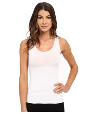 Wolford Opaque Naturel Forming Top White Women's Clothing