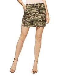 Sanctuary Safari Camo Skirt Safaricamo