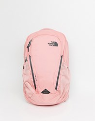 The North Face Vault Light Backpack In Pink