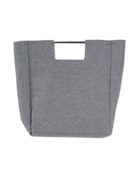 Cheap Monday Handbags Grey
