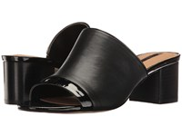 Tahari Daisie Black Sheep Patent High Heels