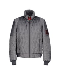 Richmond Denim Coats And Jackets Jackets Men Grey