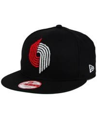 New Era Portland Trail Blazers Letter Man 9Fifty Snapback Cap