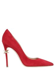 Dsquared 110Mm Babe Barbed Wire Suede Pumps