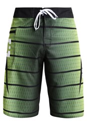 Dc Shoes Harrise Swimming Shorts Fluo Green