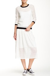 Weston Wear Gweneth Skirt White