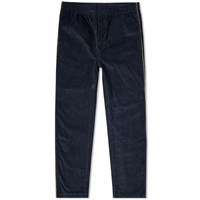 Stussy Side Piping Cord Pant Blue