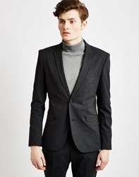 Selected Zero Ken Blazer Grey