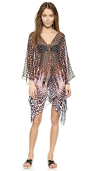 Lotta Stensson Tunic Top Black Feather